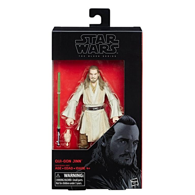 Star Wars The Black Series 6 inch Episode I - Qui-Gon Jinn