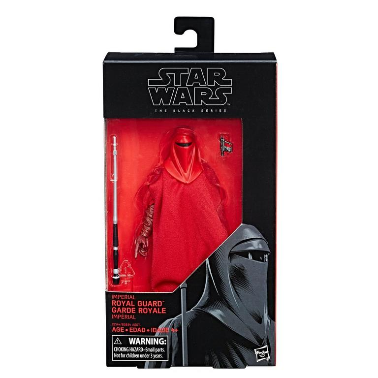 Star Wars Episode VI: Return of the Jedi Imperial Royal Guard The Black Series Action Figure