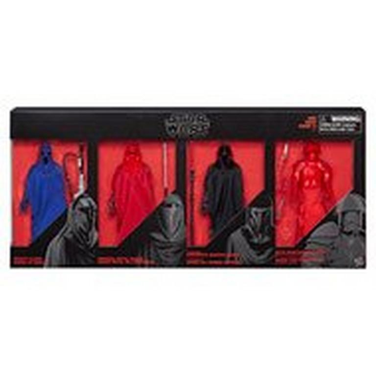 Star Wars: The Black Series - Guard Action Figure 4 Pack - Only at GameStop