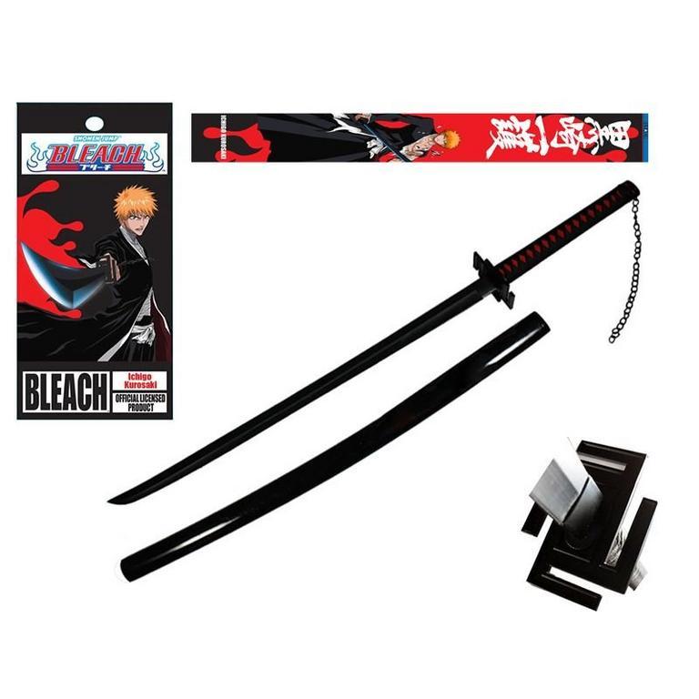 Bleach Ichigo Kurosaki Foam Sword Replica