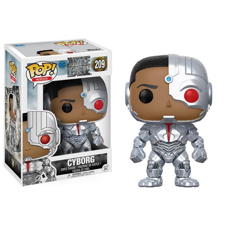 POP! Heroes: Justice League - Cyborg