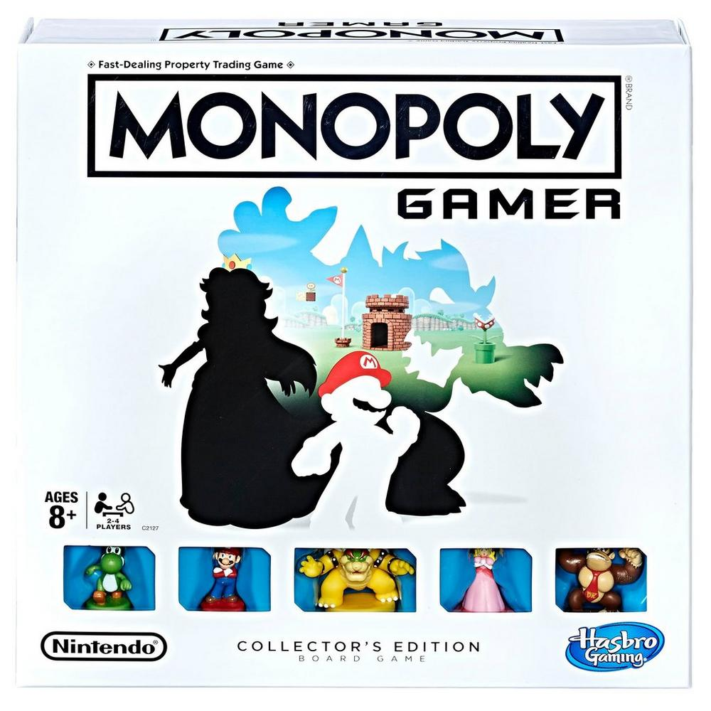 Monopoly Gamer Collector's Edition Board Game | GameStop