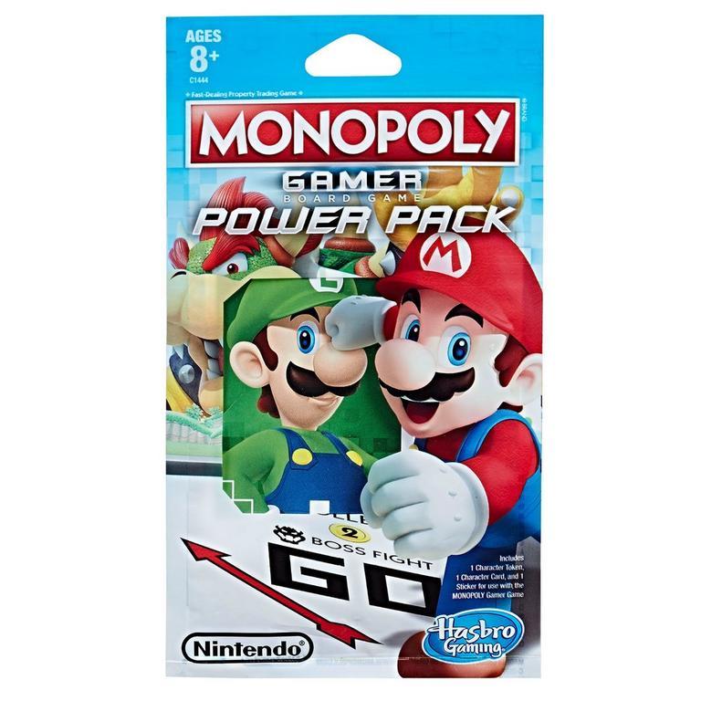 Monopoly Gamer Power Pack (Assortment)