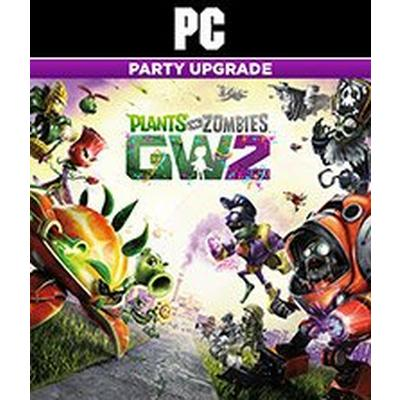 Plants Vs Zombies Garden Warfare 2 Party Upgrade