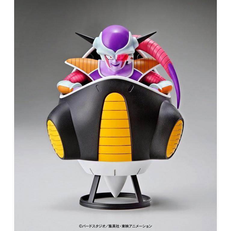 Dragon Ball Z Freiza Hover Pod Plastic Model Kit