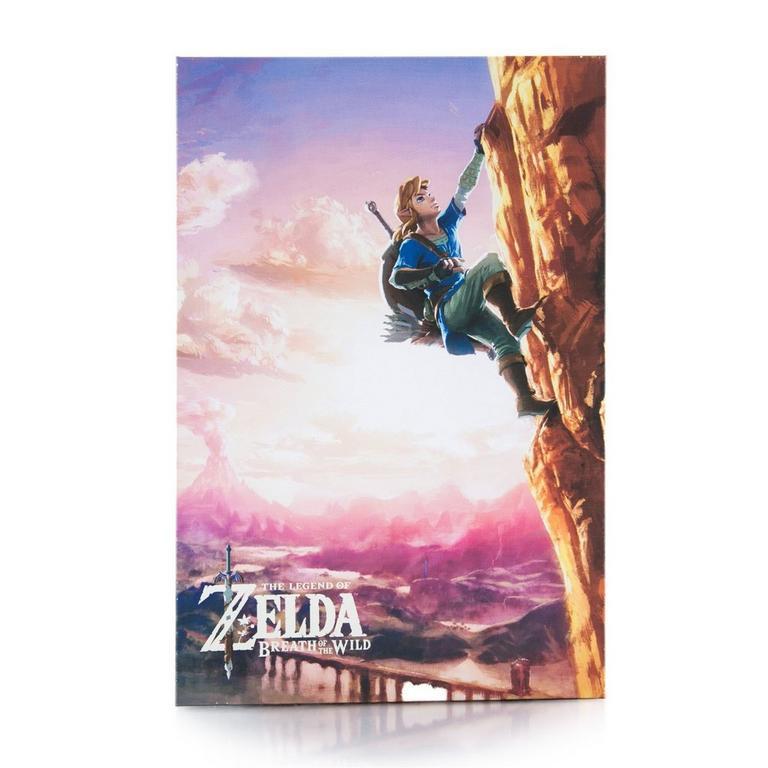 The Legend of Zelda Breath of the Wild Luminart