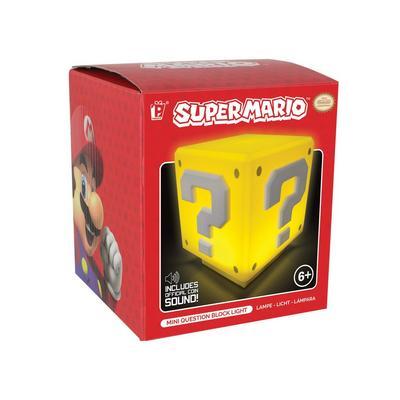 Super Mario Bros. Mini Question Block Light