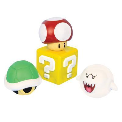 Super Mario Stress Ball (Assortment)
