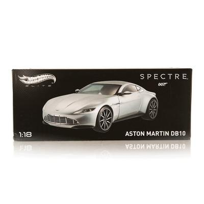 Hot Wheels Elite: 007 Spectre Aston Martin DB10 1:18 Scale Car
