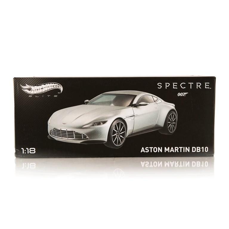 Hot Wheels Elite Spectre Aston Martin DB10 Diecast Car 10.5 in