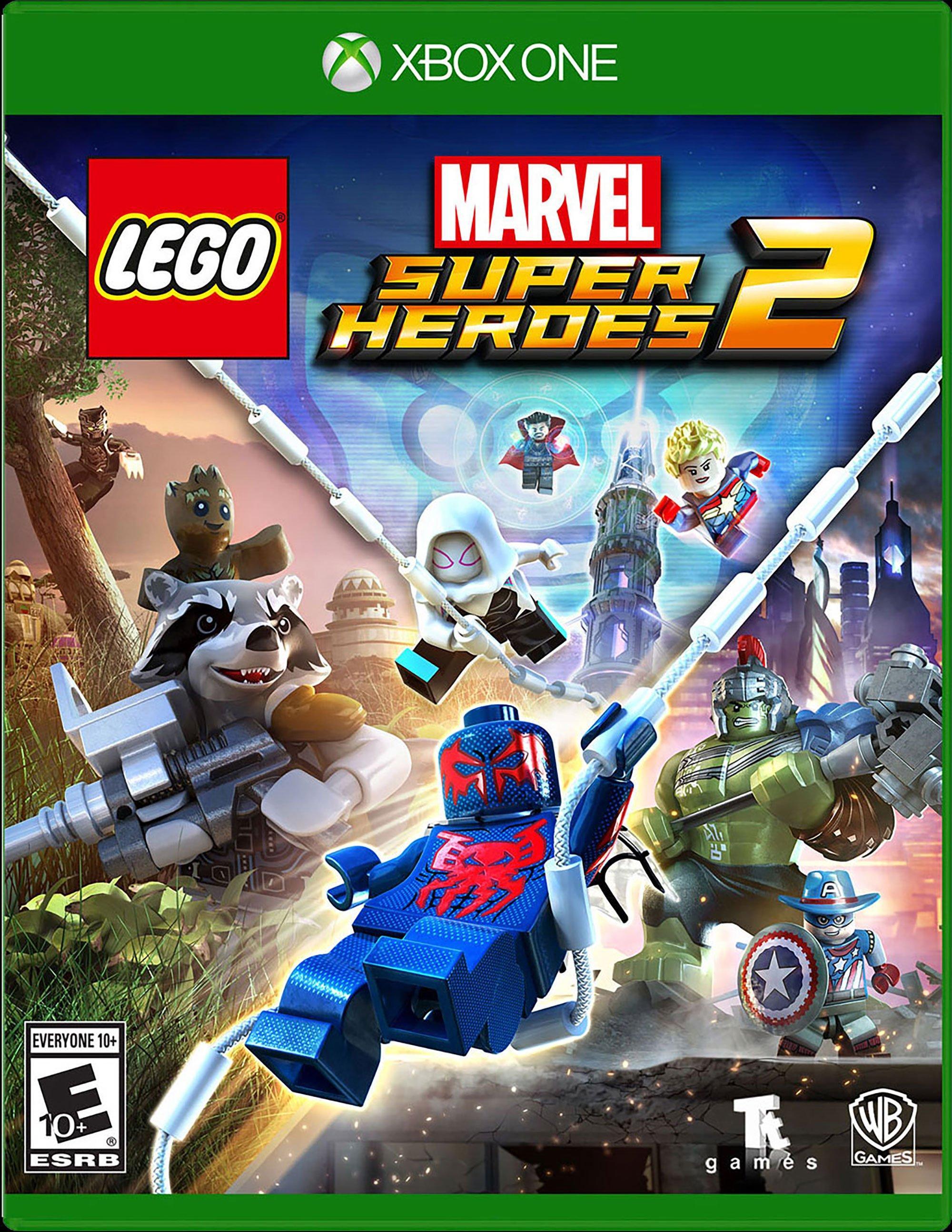 LEGO Marvel Super Heroes 2 | Xbox One | GameStop