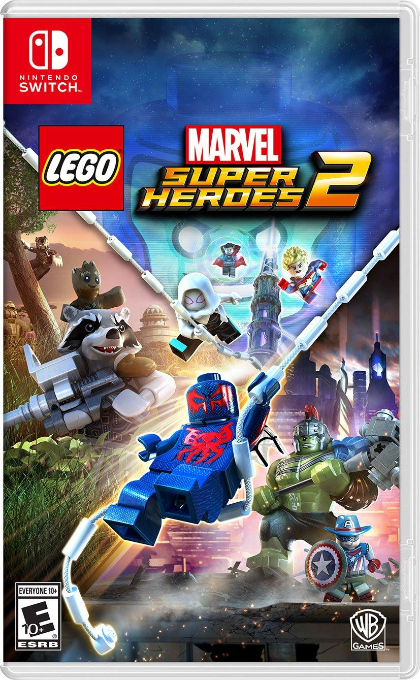 Lego Marvel Super Heroes 2 Nintendo Switch Gamestop