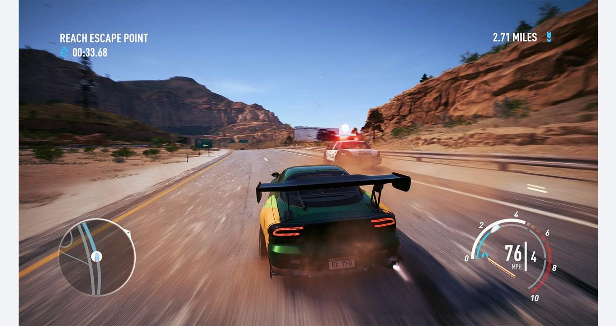 Need for Speed Payback Deluxe Edition