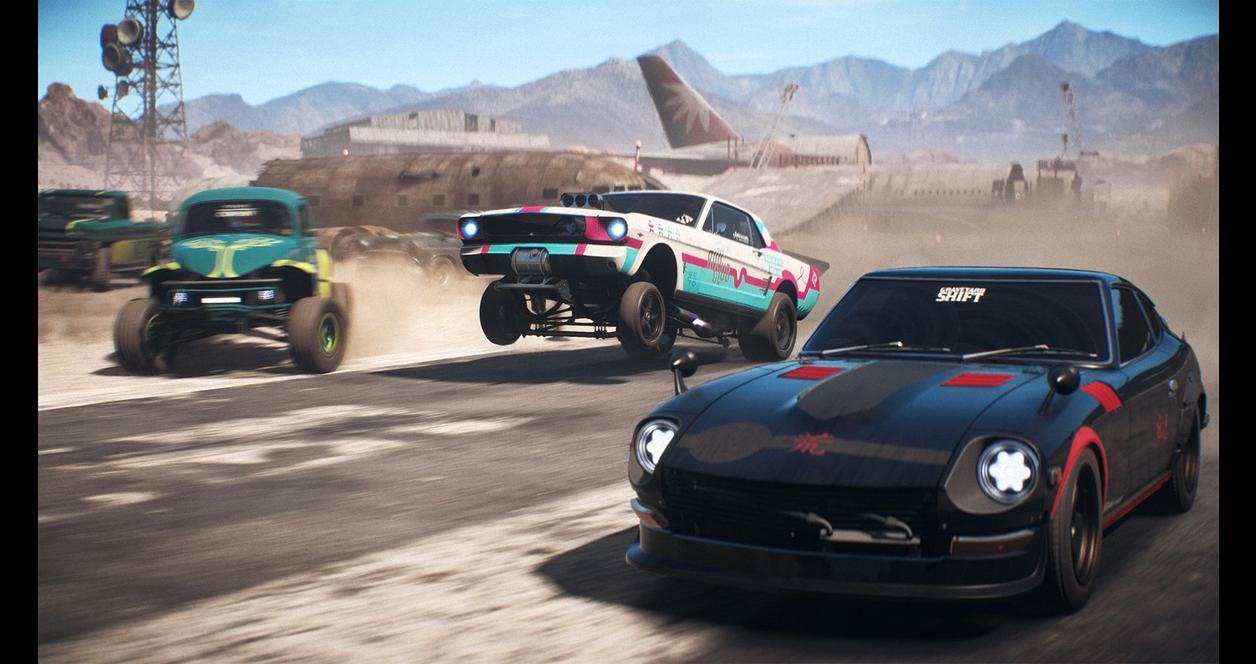 Need For Speed Payback Playstation 4 Gamestop
