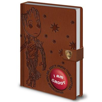 Guardians of the Galaxy I am Groot Official Audio Notebook