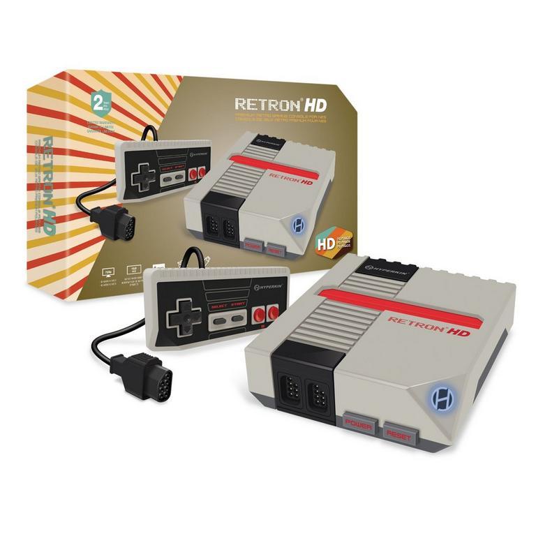 NES Retron 1 HD