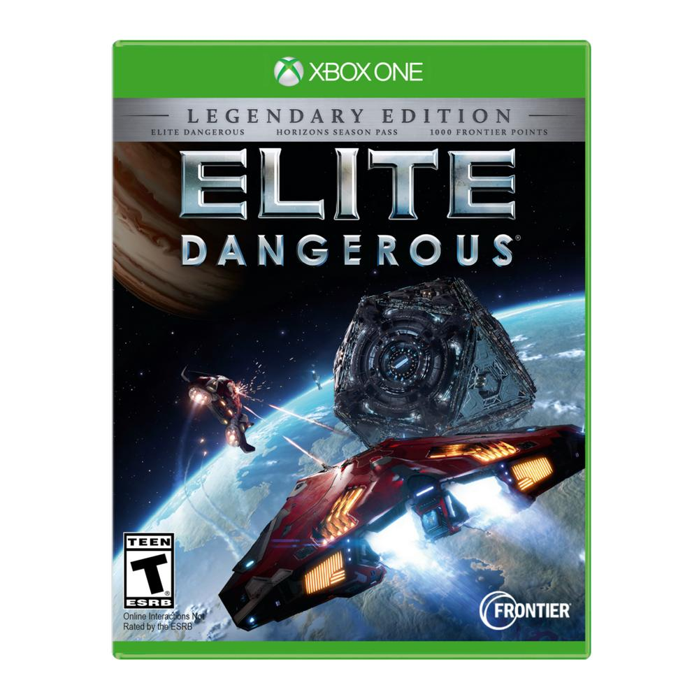 Elite Dangerous Legendary Edition | Xbox One | GameStop