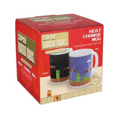 Super Mario Bros. Heat Change Mug Only at Gamestop