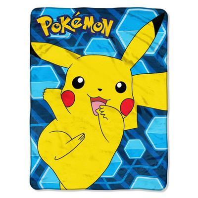 Pokemon Pikachu Blanket
