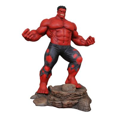 Marvel Gallery Red Hulk Statue - Only at GameStop