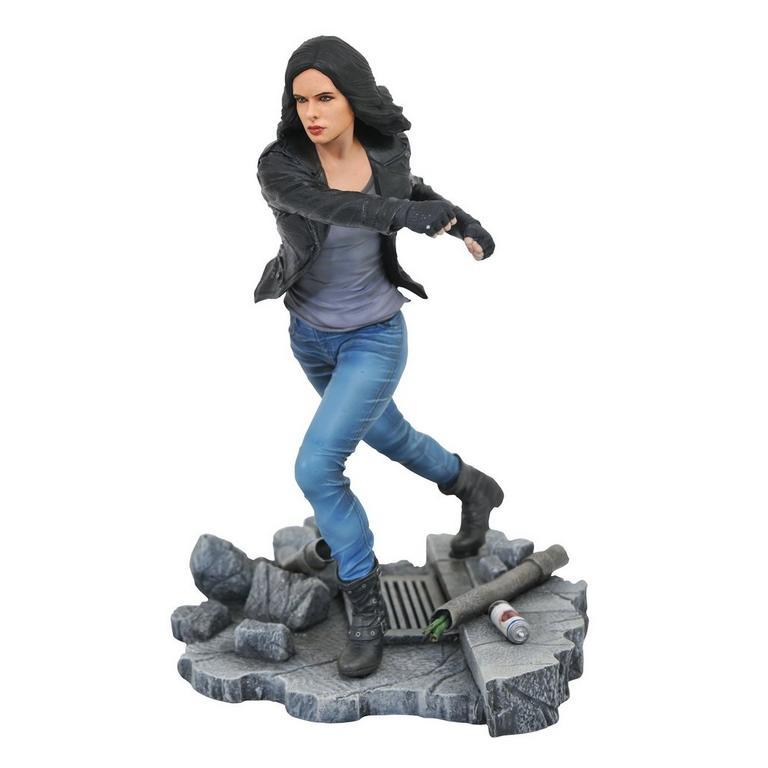 The Defenders Jessica Jones Marvel Gallery Statue