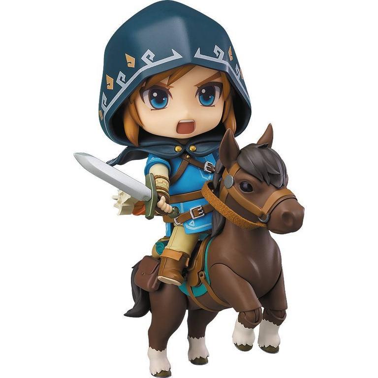 The Legend of Zelda: Breath of the Wild - Link Nendoroid Deluxe Version