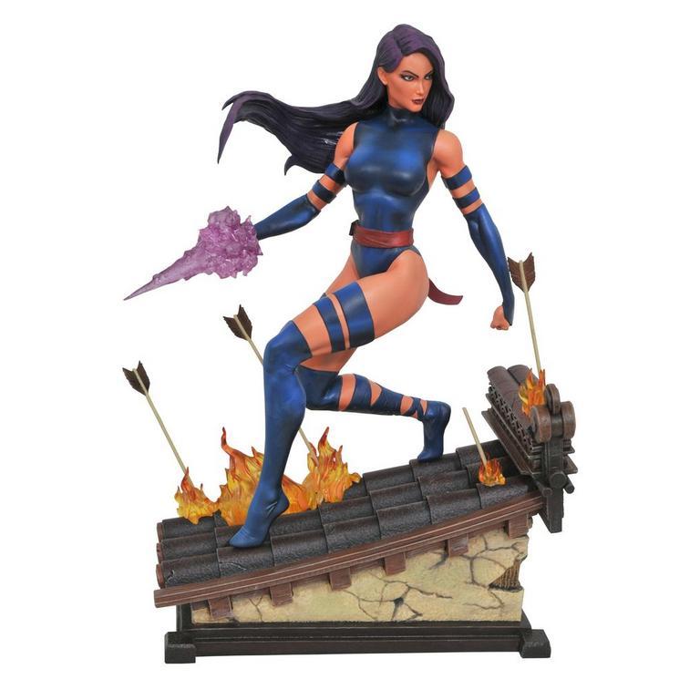 Marvel Premier Psylock 12 inch Statue