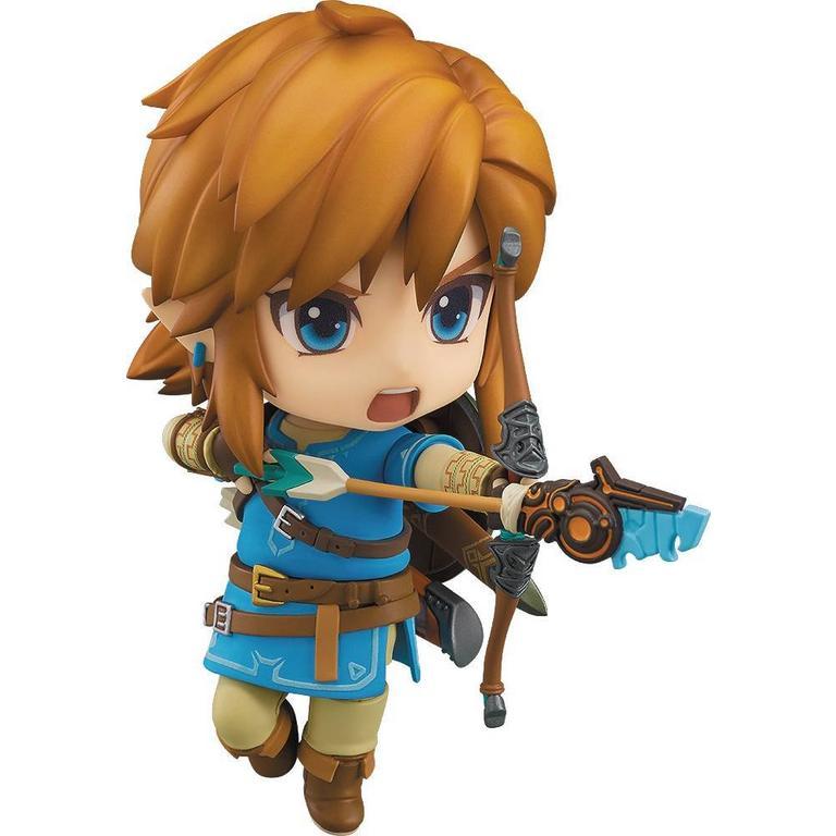 The Legend of Zelda: Breath of the Wild - Link Nendoroid