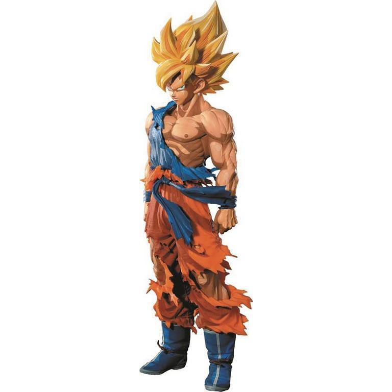 Dragon Ball Z Son Goku Manga Dimension Statue