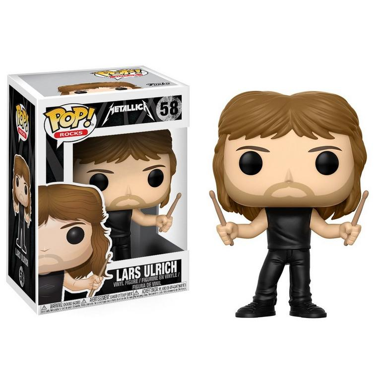 POP! Rocks: Metallica - Lars Ulrich