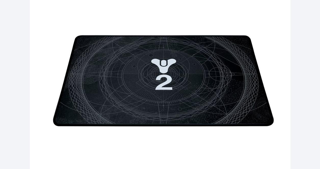 Razer Destiny 2 Goliathus - Soft Cloth Non-Slip Gaming Mouse Mat - Medium
