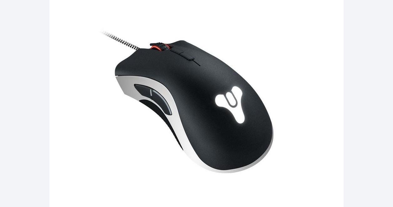 Razer Destiny 2 DeathAdder Elite - Chroma Enabled RGB Ergonomic Gaming Mouse