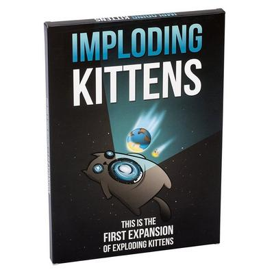Imploding Kittens Expansion Card Game