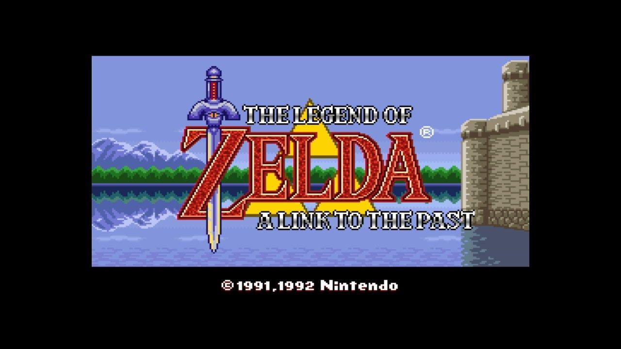 The Legend of Zelda: A Link the Past | Nintendo Wii U | GameStop