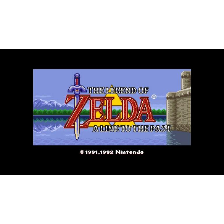 The Legend of Zelda: A Link the Past
