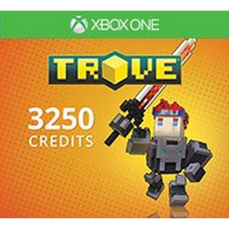 Trove 3,250 Credits