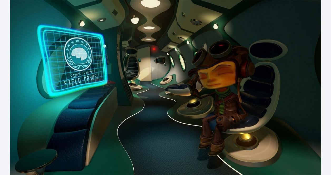 Psychonauts In the Rhombus of Ruin VR