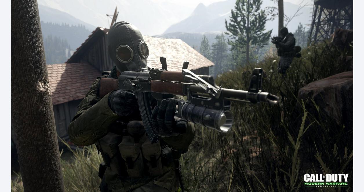 Call of Duty: Modern Warfare Remastered | PlayStation 4 | GameStop