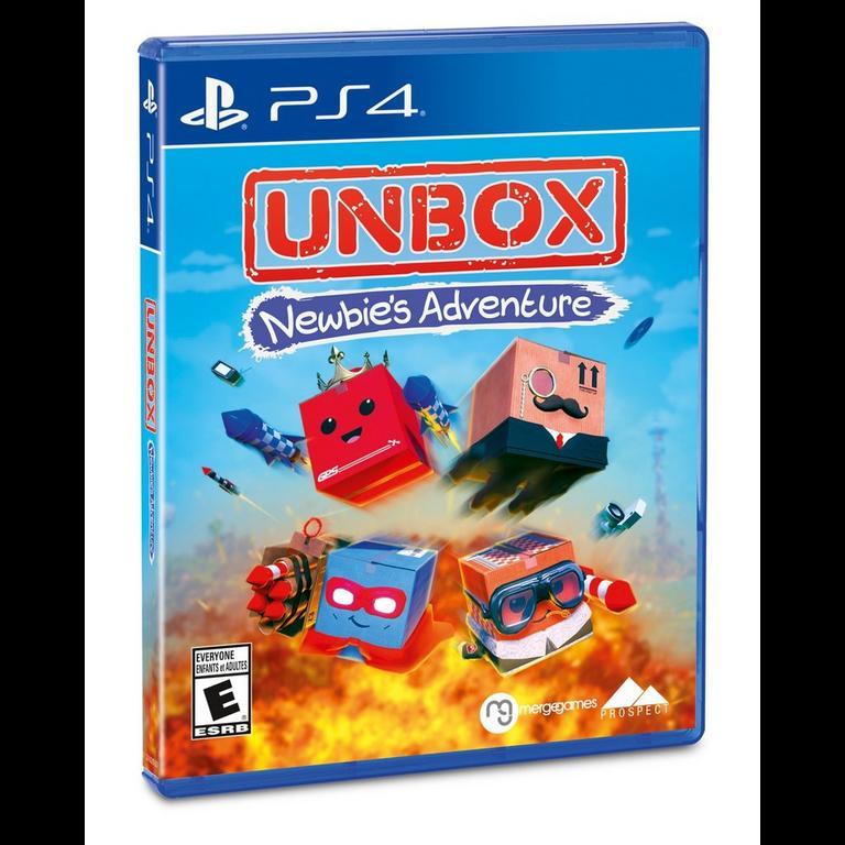 UNBOX: Newbie's Adventure Only at GameStop