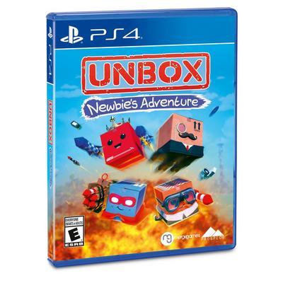 Unbox Newbie's Adventure - Only at GameStop
