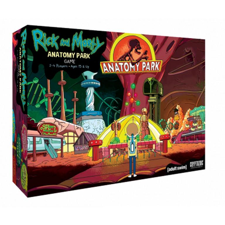 Rick and Morty: Anatomy Park The Game
