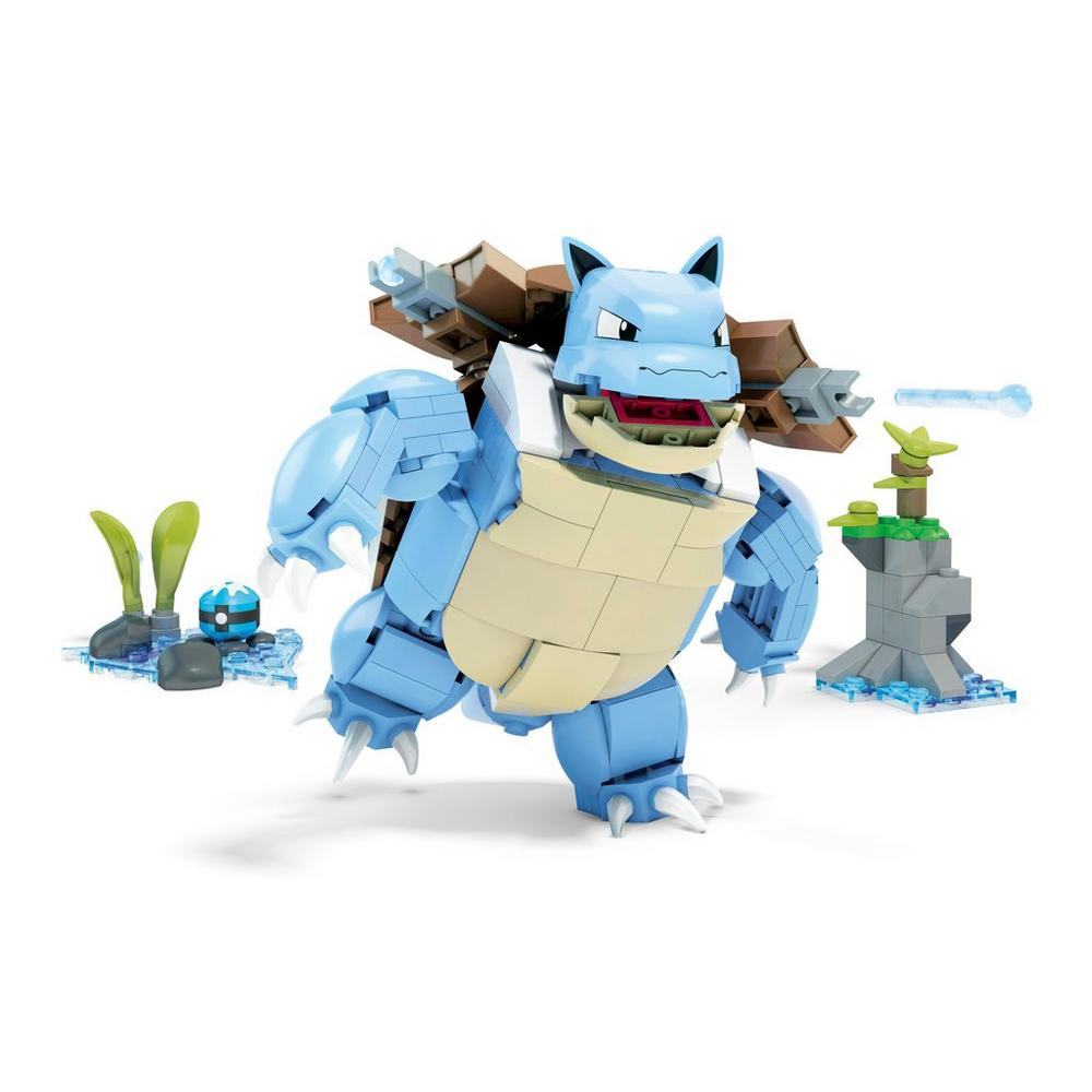 Pokemon Figure MINI BLASTOISE Pokémon FBox 2