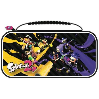 Nintendo Switch Game Traveler Deluxe Travel Case - Splatoon 2