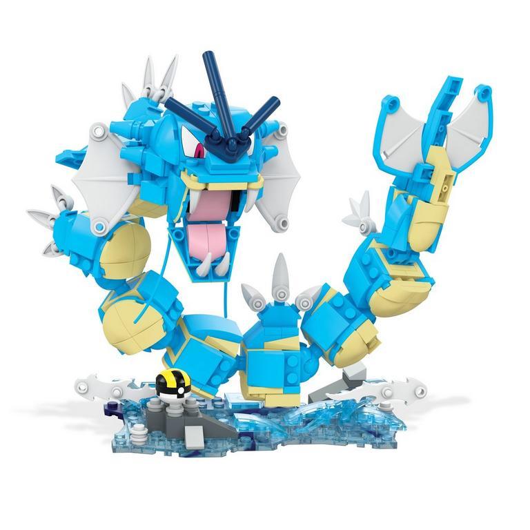 Mega Construx: Pokemon Gyarados