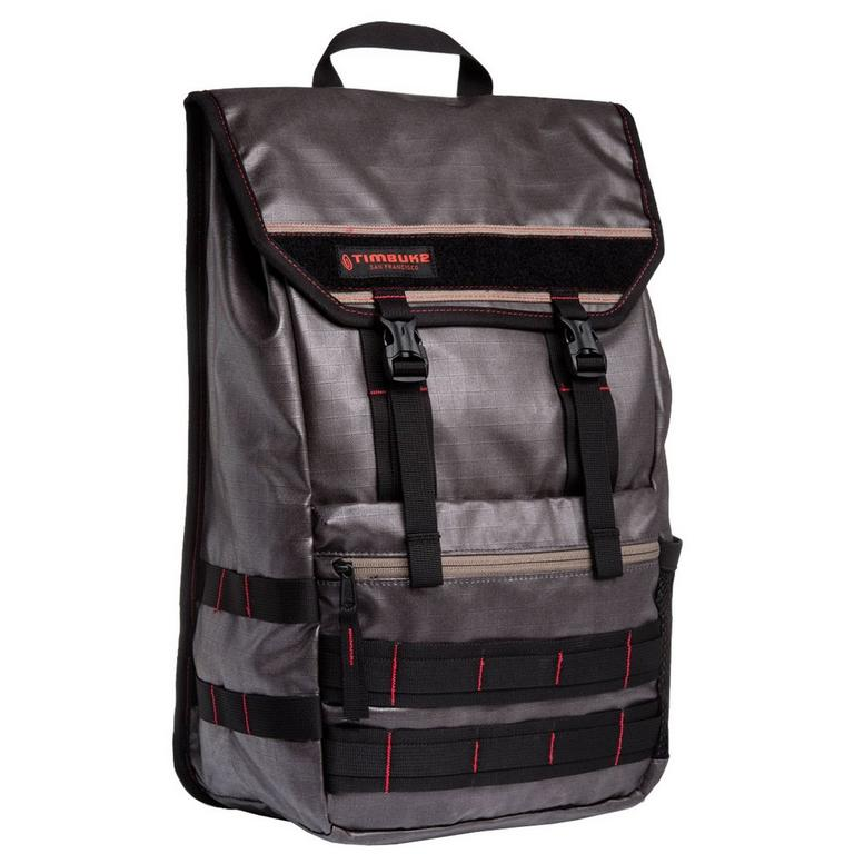 Rogue Carbon/Fire Laptop Backpack