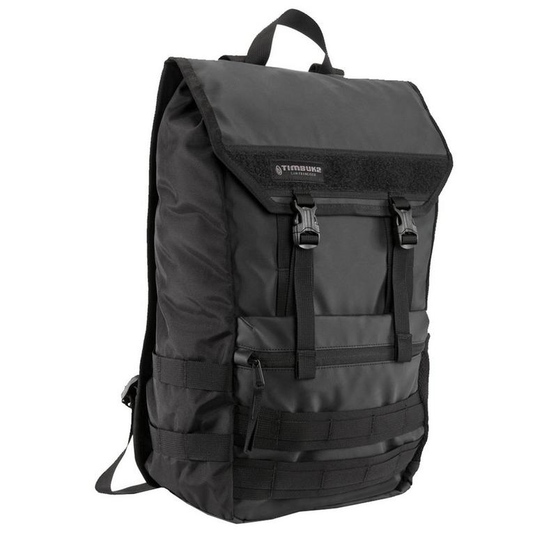 15 inch Rogue Laptop Backpack - Black