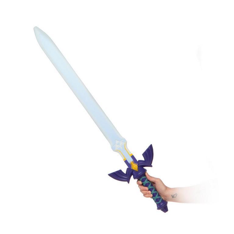 The Legend Of Zelda Master Sword Foam Replica Gamestop