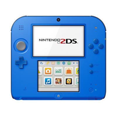 Nintendo 2DS Electric Blue