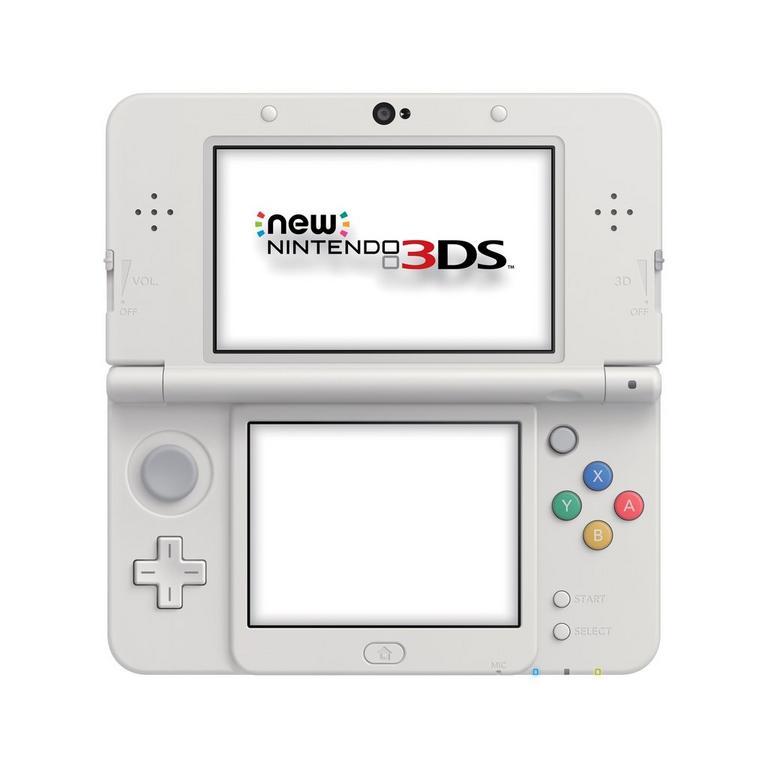 New Nintendo 3DS Mario 3D Land GameStop Premium Refurbished
