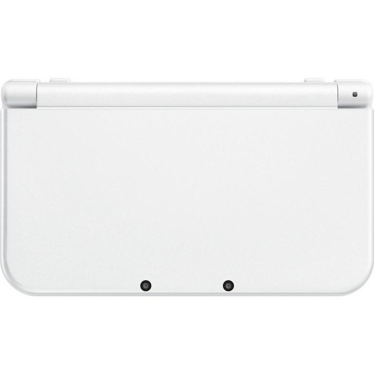 Nintendo New 3DS XL System - Pearl White (ReCharged Refurbished)